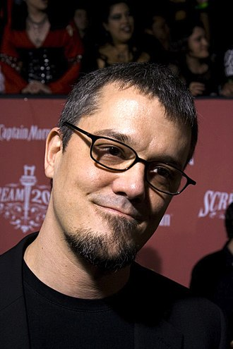 Steve Niles - Steve Niles at the 2007 Scream Awards