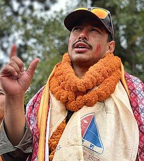 Nirmal Purja Nepalese mountaineer