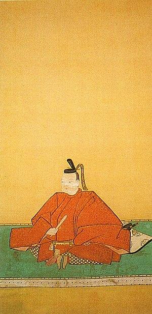 Niwa Nagashige - Niwa Nagashige (1571–1637) in his older years