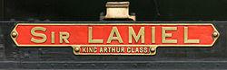 No.30777 Sir Lamiel SR King Arthur Class N15 (6779173833) (2).jpg