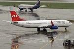 Nordwind Airlines, VP-BYX, Boeing 737-8Q8 (37631032856).jpg