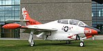 North American T-2 Buckeye, Evergreen Air Museum, McMinnville, Oregon.jpg