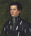 North Italian School Portrait of a Man in a Black Slashed Doublet.jpg