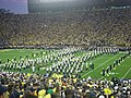 Notre Dame vs. Michigan 2011 08 (Michigan band).jpg