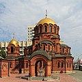 Novosibirsk ANevsky Cathedral 07-2016 img2.jpg