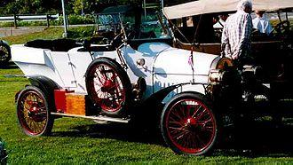 NSU Motorenwerke - NSU 6/18 PS Doppelphaeton 1913