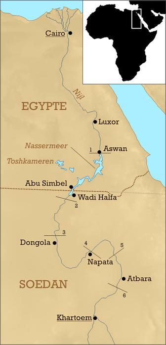 Nubië tegenwoordig.png