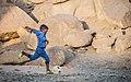Nubian boy Paying the ball.jpg