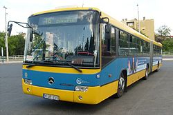 Number 115 bus on Pécs.jpg