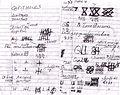 Numbers 0 - 14 notes.JPG