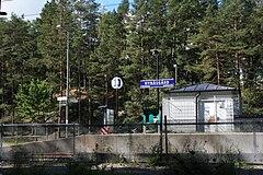Nynäsgårds station.   JPG