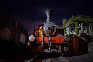 CSÉT Shunting Locomotives - Image: O&K No. 1, DCDR