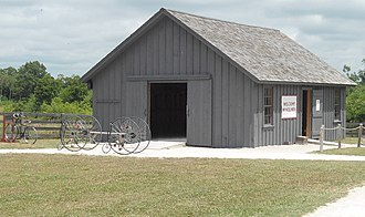 Old World Wisconsin - Image: OWW The Green Bicycle Shop