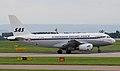 OY-KBO SAS A319 in Retro Scheme (7882202110).jpg