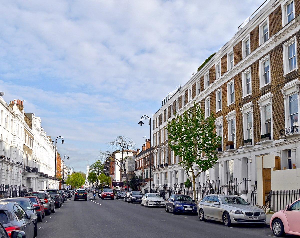 Oakley Street, Chelsea - Wikipedia