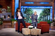 Ellen Show en ligne rencontres