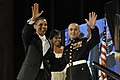 Obamas and Elidio Guillen at CinC's Ball 1-20-09 hires 090120-F-9059M-1020.JPG