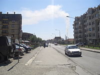 Obilic Kastriot Main street 2.JPG