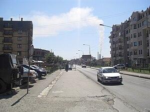Obilić - Obilić main street