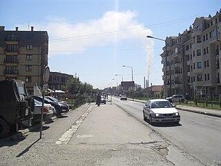 Obilić Town and municipality in District of Pristina, Kosovo