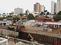 Obras anti enchente no córrego sul em Sertãozinho chegando no Savegnago Supermercado na avenida Antônio Paschoal, a grande obra irá acabar com um antigo problema de enchentes e alagamentos nesta - panoramio (2).jpg