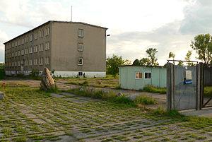 Drömling - Ehemalige Unterkunft der DDR-Grenztruppen in the Drömling in Oebisfelde-Buchhorst