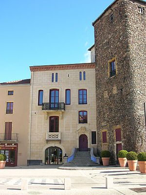 Roanne - Tourism office.