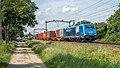 Oisterwijk LTE 186 942 'Attracktive Forces' Mannheim-Wörth Shuttle (49999387087).jpg