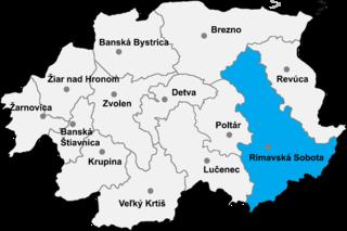 Gemerské Michalovce Municipality of Slovakia
