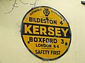 Old AA Kersey sign - geograph.org.uk - 588553.jpg