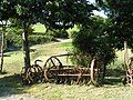 Old farm machinery at Star Barton - geograph.org.uk - 1442152.jpg