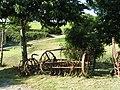 Old farm machinery at Star Barton - geograph.org.uk - 1442152.jpg