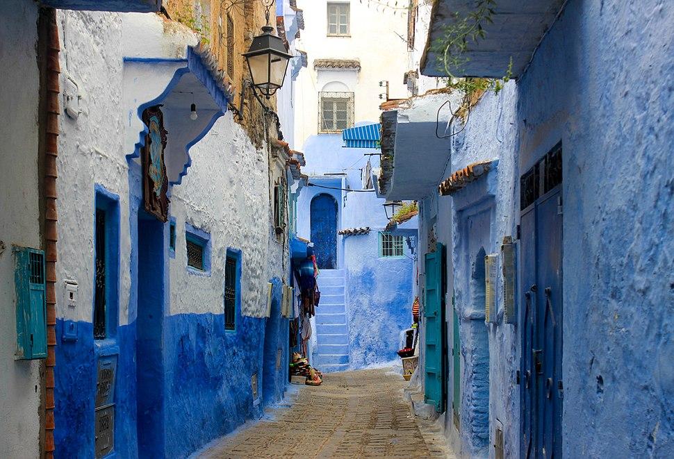 Old medina of morocco