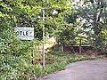 Old road sign, Otley - geograph.org.uk - 55978.jpg