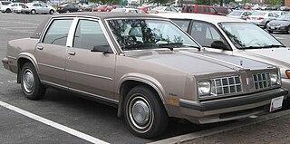Oldsmobile Omega Motor vehicle