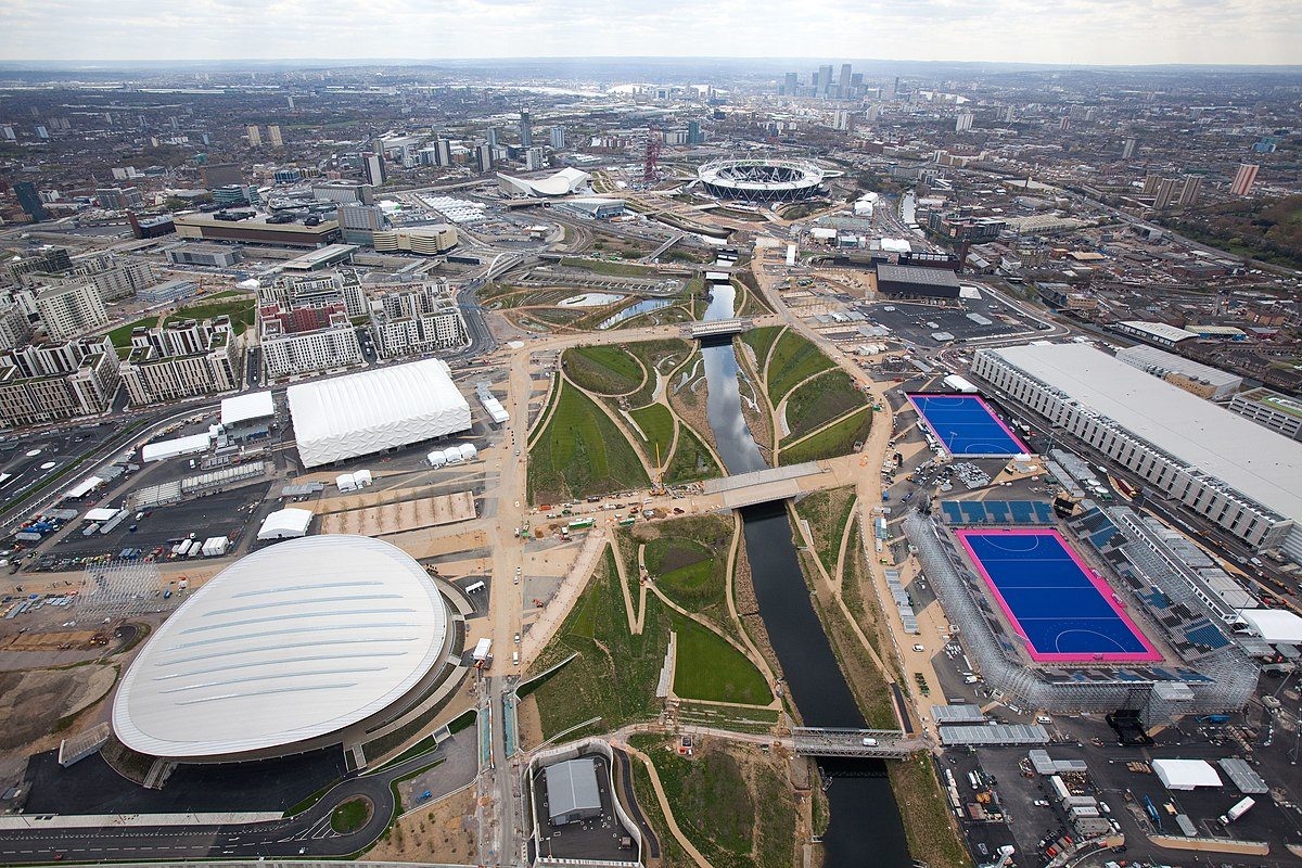 Queen elizabeth olympic park wikipedia for The olympia