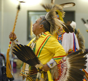 Omaha people - Image: Omaha tribe dance