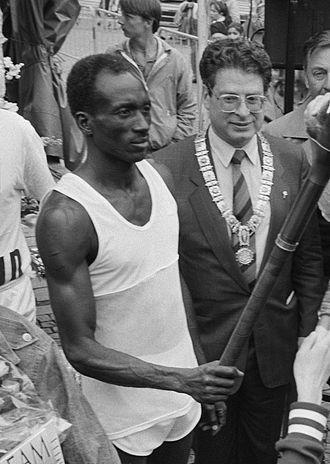 Omer Khalifa - Khalifa in 1986