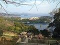 Omura Bay from Saikaibashi Park in Saikai, Nagasaki 2.JPG