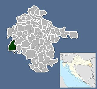 Babina Greda Municipality in Vukovar-Srijem, Croatia