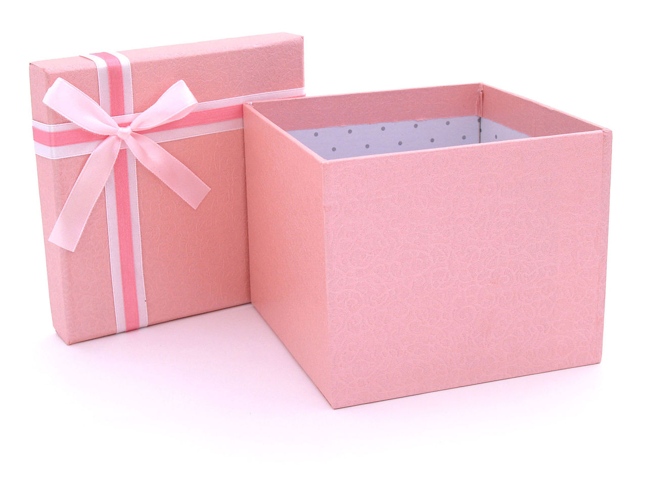 file open pink gifft box with white ribbon jpg wikimedia commons. Black Bedroom Furniture Sets. Home Design Ideas