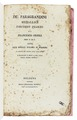 Orioli - De' paragrandini metallici, 1826 - 301.tif