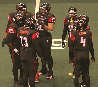 Orlando Predators - The Predators in 2015