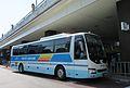 Osaka Airport Transport Mitsubishi Fuso Aero Ace 3380.JPG
