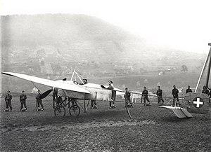 Oskar Bider - Oscar Bider in July 1913 in Liestal