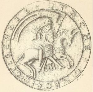 Ottokar III of Styria - Image: Otakar 3 1157