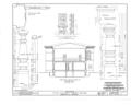 Otoe County Courthouse, Tenth Street and Central Avenue, Nebraska City, Otoe County, NE HABS NEB,66-NEBCI,1- (sheet 9 of 9).png