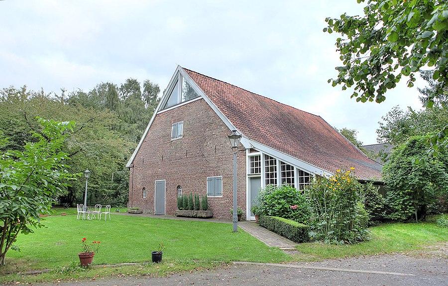 Otto-Pankok-Museum im ehemaligen Wirtschaftsgebäude am Haus Esselt 02