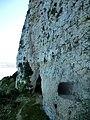 Ottoman tunnel 2 - Chekka - panoramio.jpg