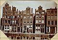 Oude Huizen aan de voormalige Pijpenmarkt - de Nieuwe Zijds Voorburgwal - meerendeels Vernieuwd Nieuwezijds Voorburgwal 287- 010094000490.jpg